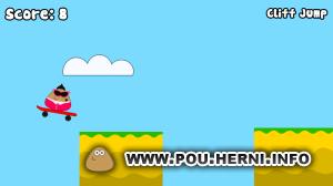 Obrázek ze hry Cliff Jump
